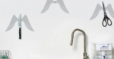 Petits Anges Magnetic Knife Holder