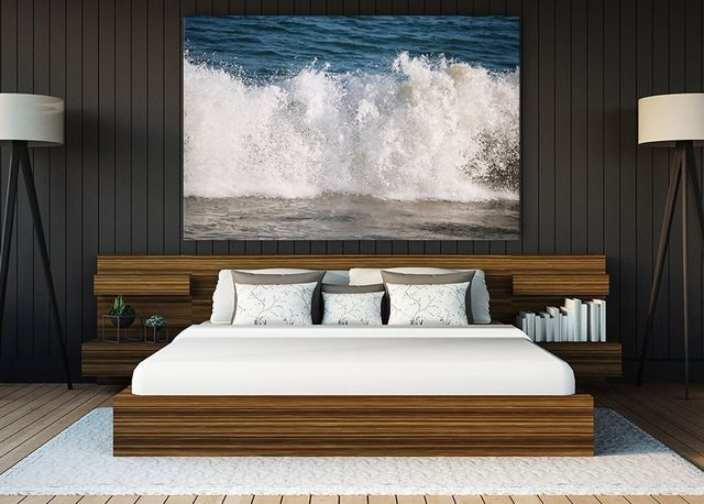 Photograph 5, Giant Canvas Print by  Kyle, 72 x 48 inches
