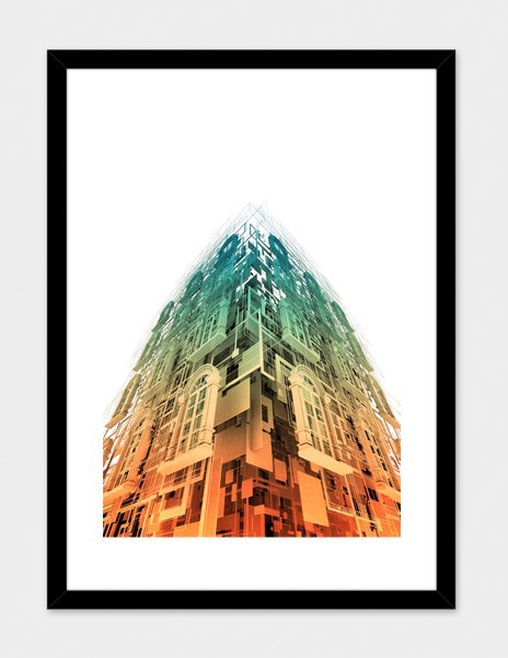 Remembrance of Things Past  Numbered Art Print by Falcao Lucas from Curioos