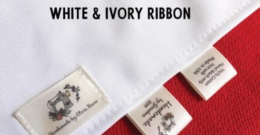Ribbon Labels  Sewing Labels  Knitting Label  Quilt Label