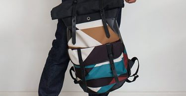 Ronan Moving Mountain Rolltop Backpack