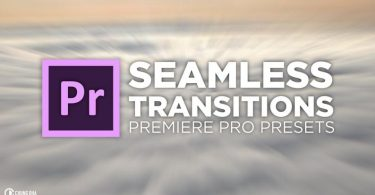 Seamless Transitions Preset for Adobe Premiere Pro