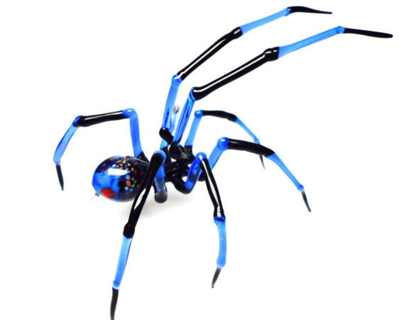 Spider Animals Glass Art Glass Blown Glass blown glass