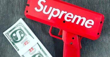 Supreme Cash Cannon Red