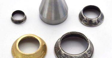 Universal Stainless Steel Stabilizer Folding Mandrel for