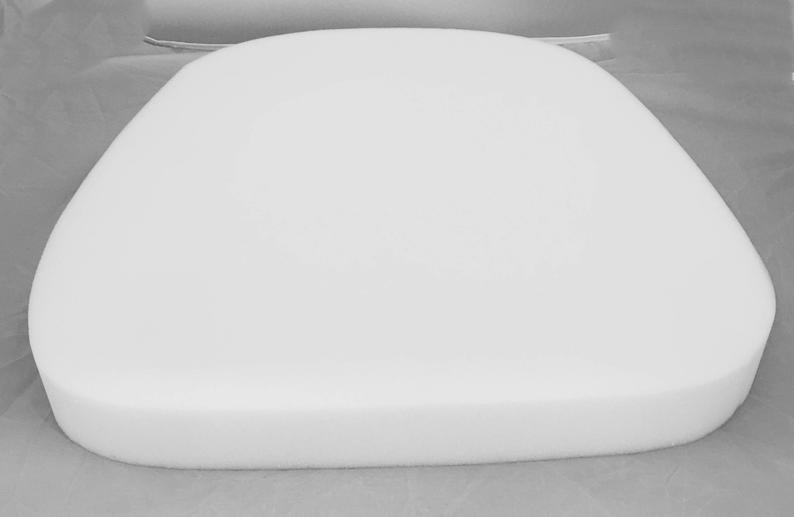 Upholstery chair Foam cushion  2 thick 16x