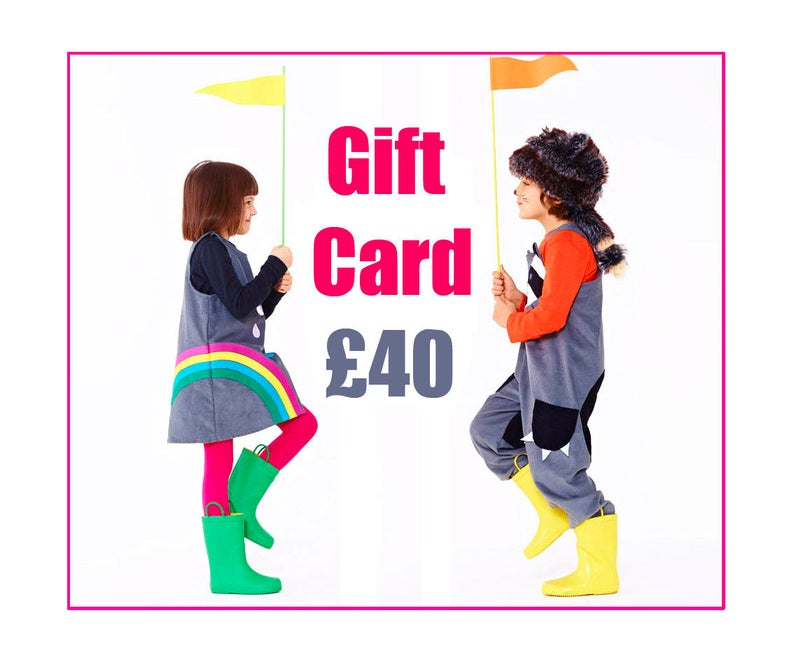 Wild Things Gift Card