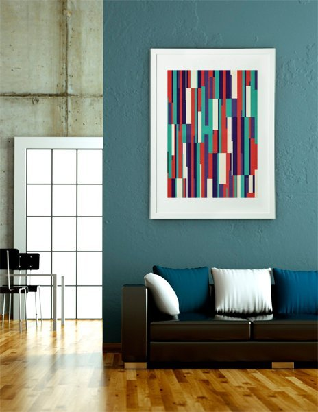 the feeling kind, Fine Art Print by Danny Ivan