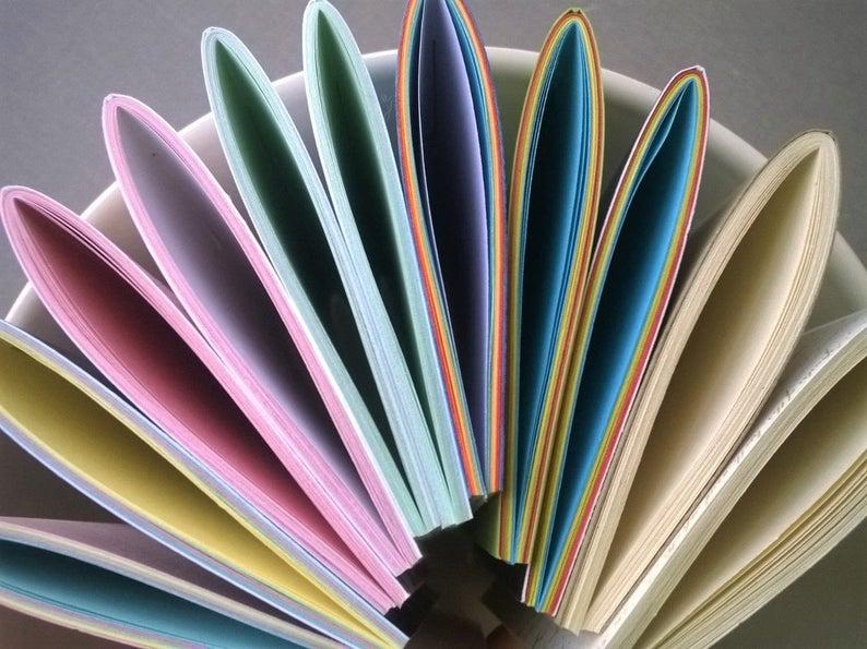 B6 Traveler's Notebook refills insert booklet