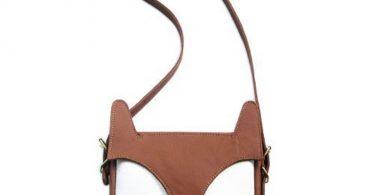 Fox Bag Original Design La Lisette Leather bag foxy bag