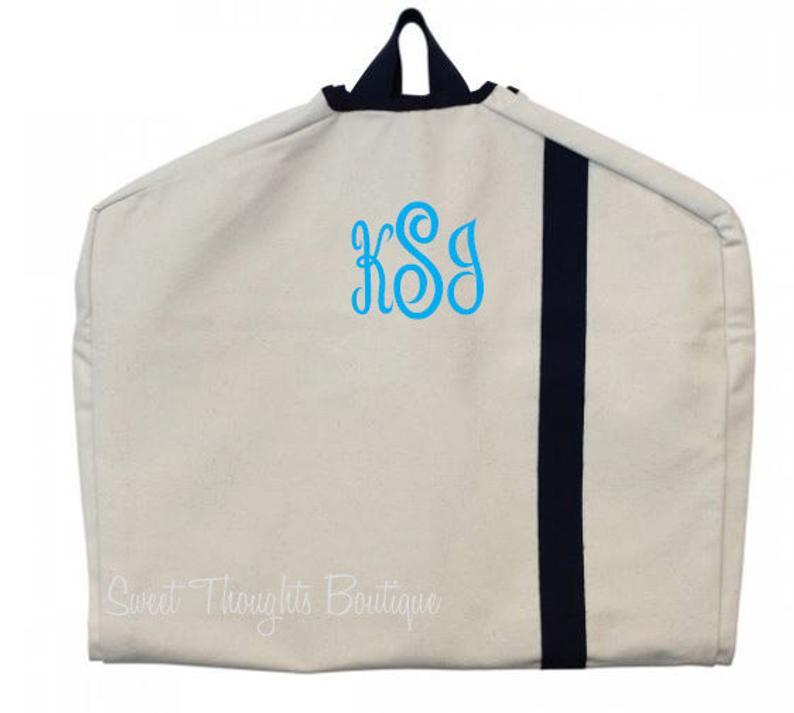 Garment Bag with Pockets Garment Bag for Dresses Garment Bag