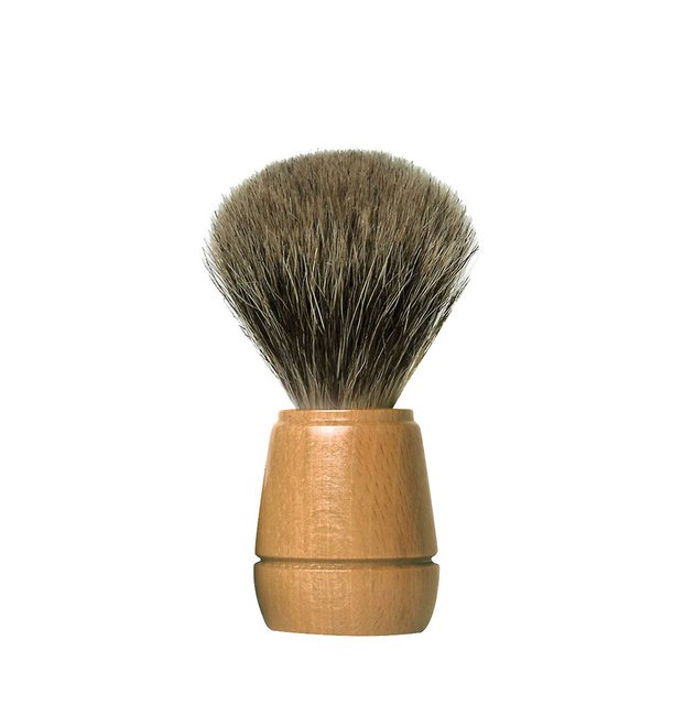 Le Baigneur Shaving Brush Grey