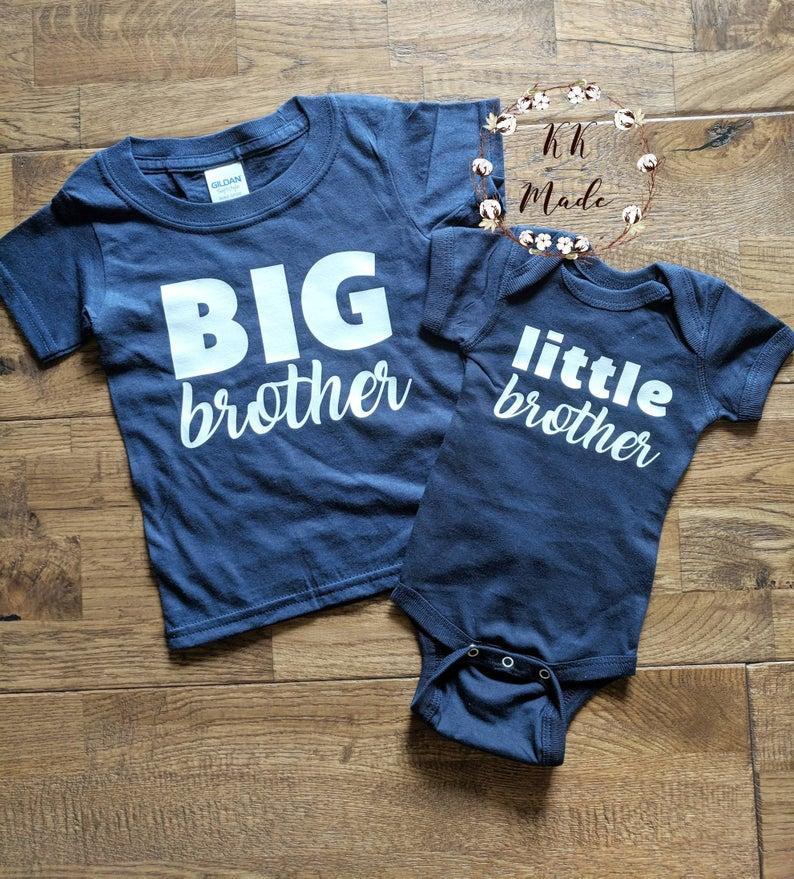 Matching brother shirts brother shirts sibling outfits big