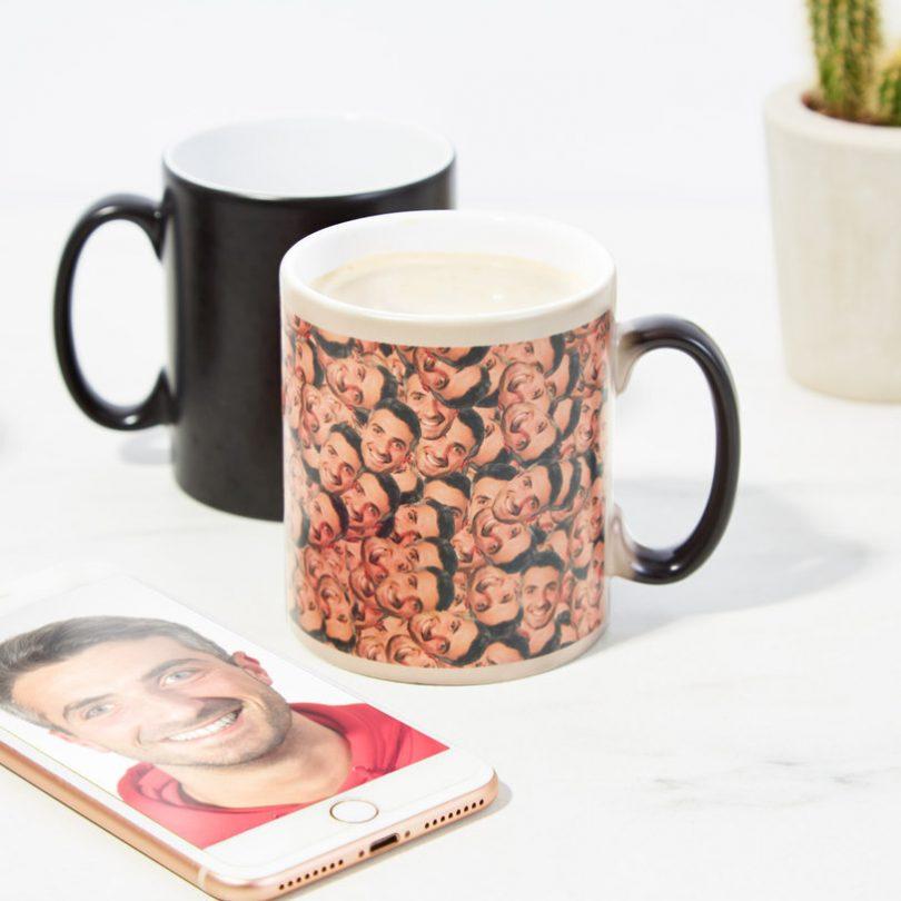 Mug Mug – Personalised Heat Change Mug