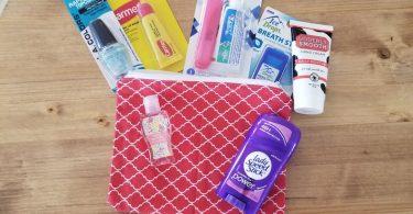 Red Bride or Bridesmaid Emergency Kit
