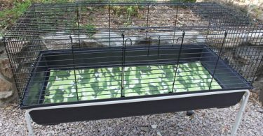 Reversible Fleece cage liners  choose your fabrics