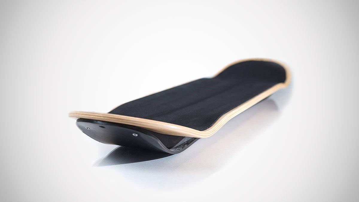 Slopedeck Snowskate – Skateboard for the Snow
