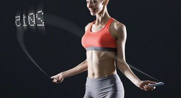Smart Rope – LED-Embedded Jump Rope