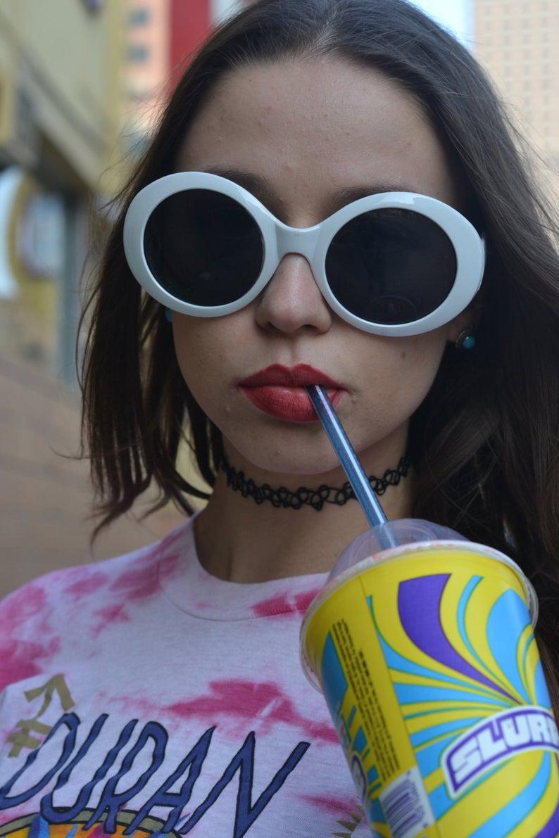 Sunglasses Iconic Kurt Cobain Style Shades RIP  Find this