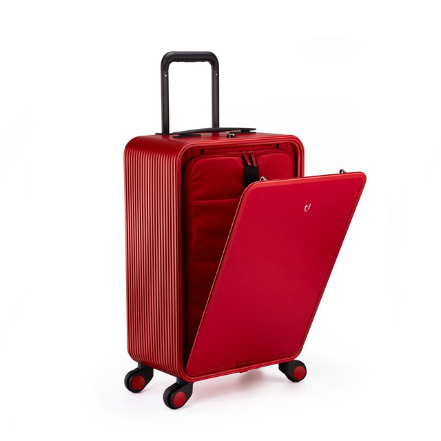 TUPLUS X2 Carry-On Suitcase Limited Red Edition