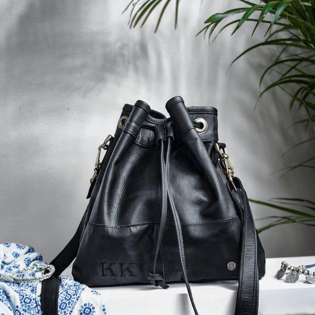 The Classic Bucket Bag