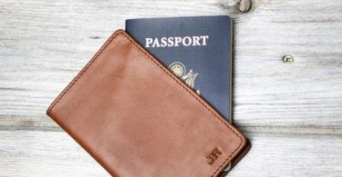 The Classic Passport Cover