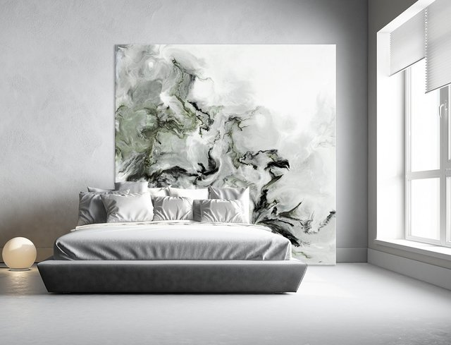 With Me, Giant Canvas Print by Corrie LaVelle