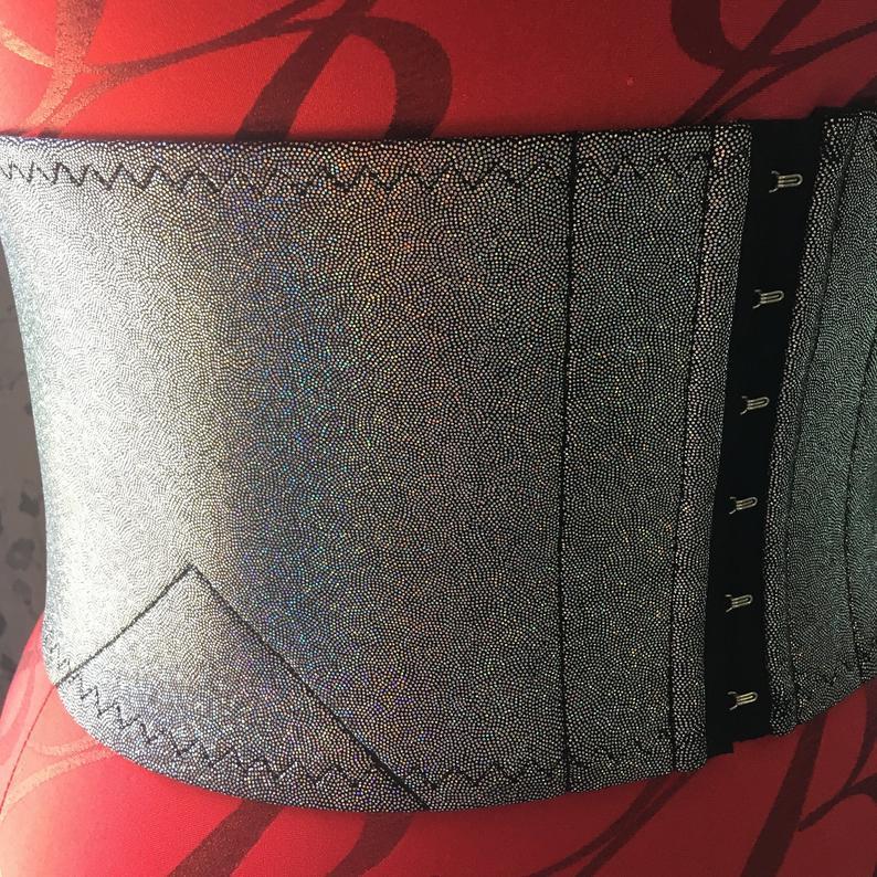 Womens Holster  NEW Iridescent Pixels Fabric