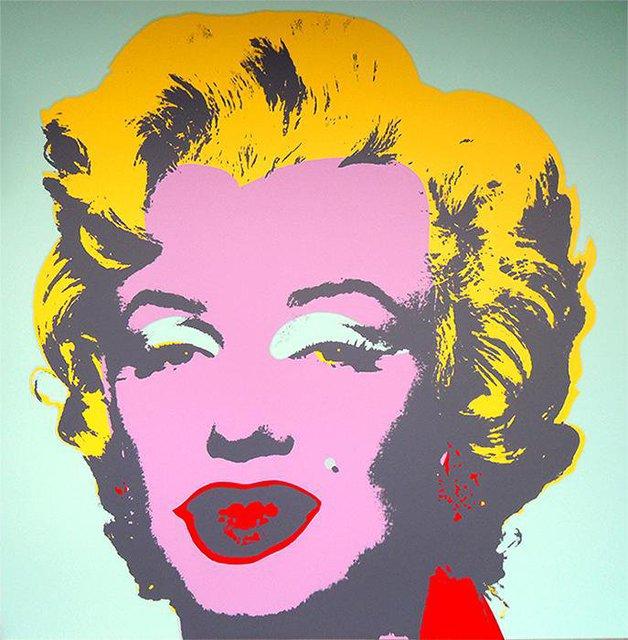 Affiche Marilyn 11.23 by Andy Warhol