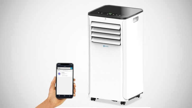 Alexa-Enabled RolliCool Portable Air Conditioner