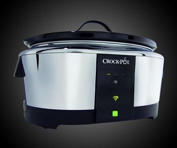 App-Controlled Crock-Pot Slow Cooker