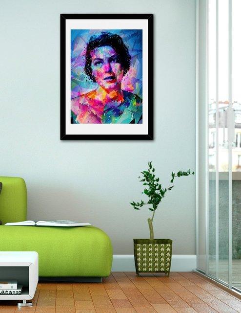 Ava, Fine Art Print by Alessandro Pautasso