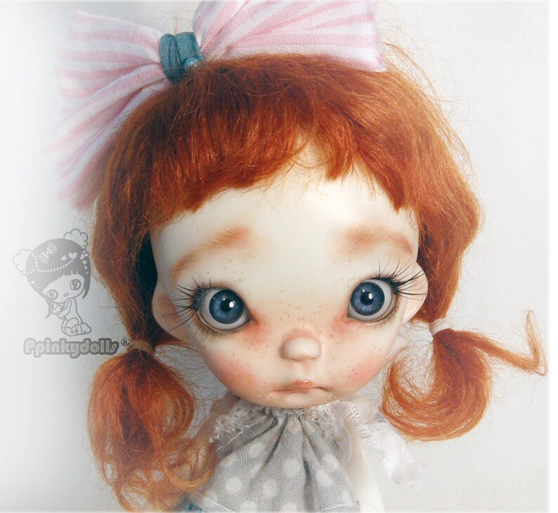 Baby Pin' BJD' dollcollectible resin OOAK ball joint