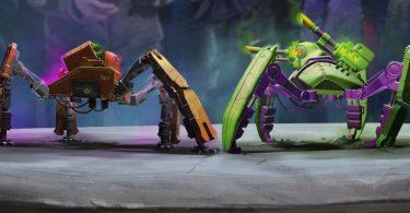 Battle Robots