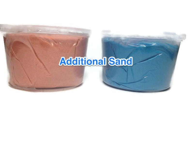 Colored Wedding Sand