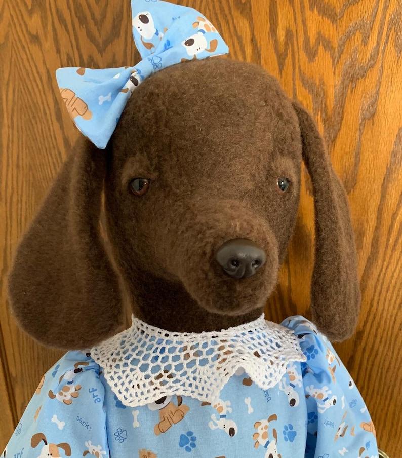 DACHSHUND Dog  Decorative Vacuum Cleaner Cover