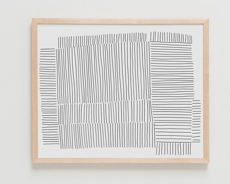 Fine Art Print.  Abstract October 21 2018