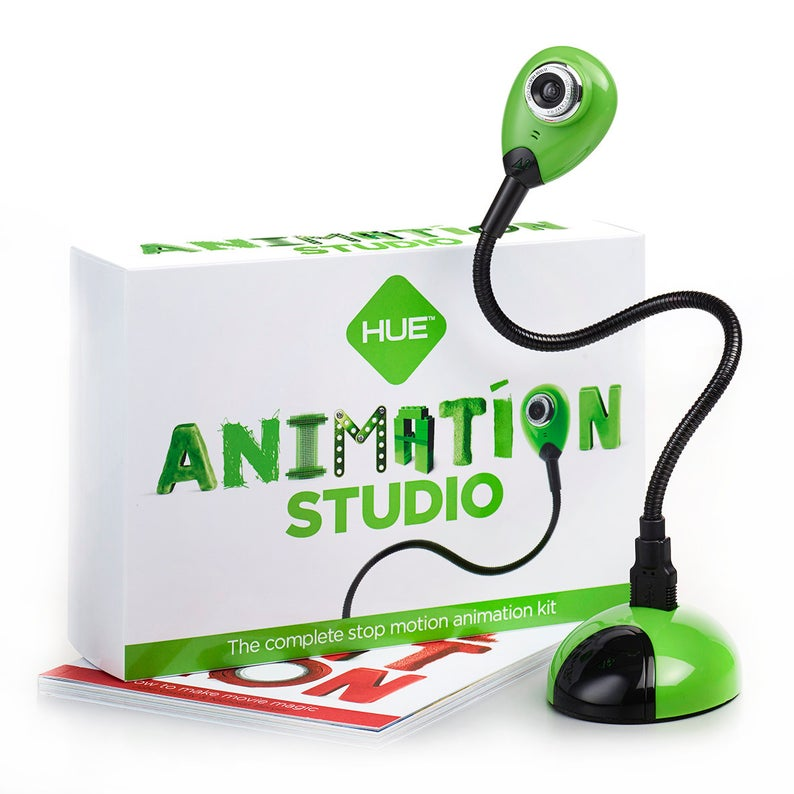 HUE Animation Software and Camera
