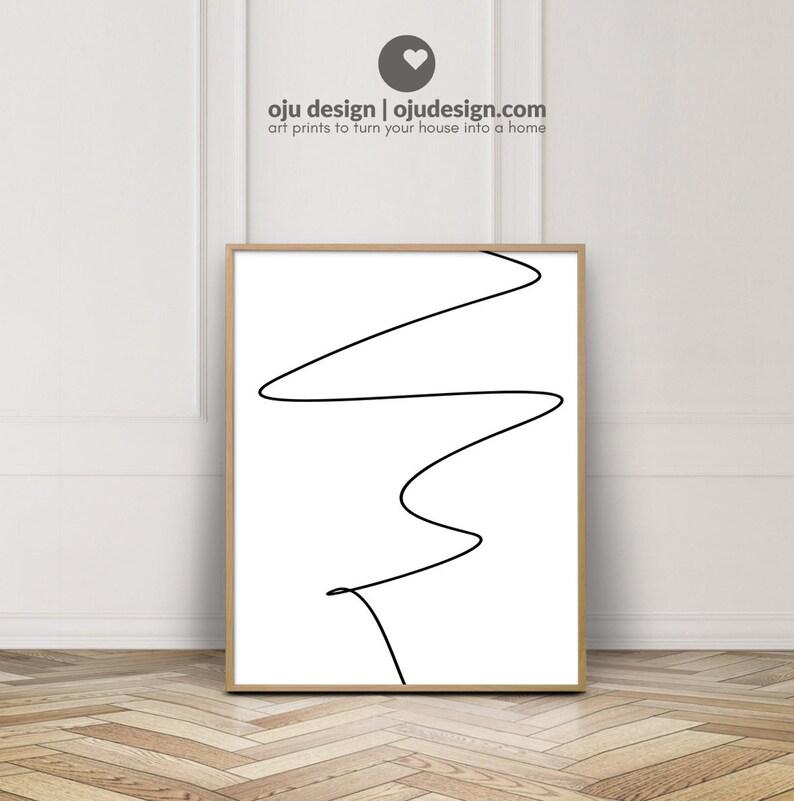 Minimalist Print Art Minimalist Printable Art Poster Modern