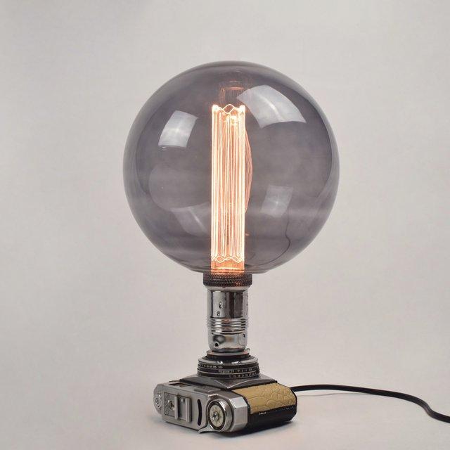Nicole Zeiss Camera Lamp
