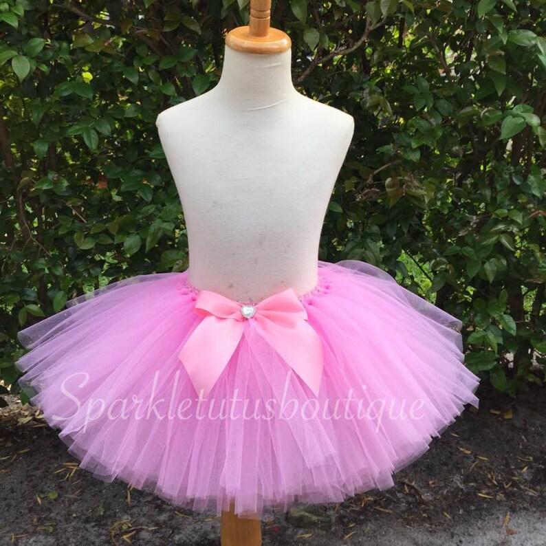 Pink Tutu Princess Tutu Birthday Tutu Girls Tutu Kids