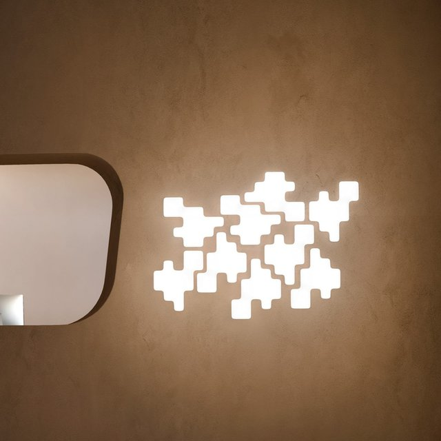Pixel Ceiling Lamp / Wall Lamp – Kundalini