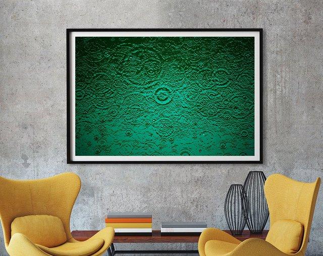 Rain III Giant Canvas Print