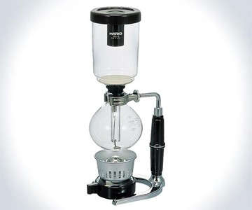 Vacuum Pot Coffee Maker