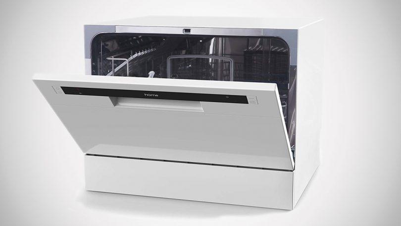 hOmeLabs Portable Countertop Dishwasher