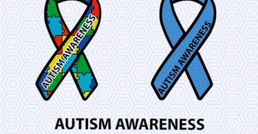 Autism Ribbons SVG Files  Vector Clip Art for Commercial and