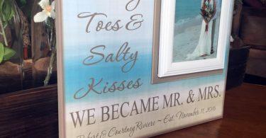 Beach Wedding  Destination Wedding Wedding Gift Wedding