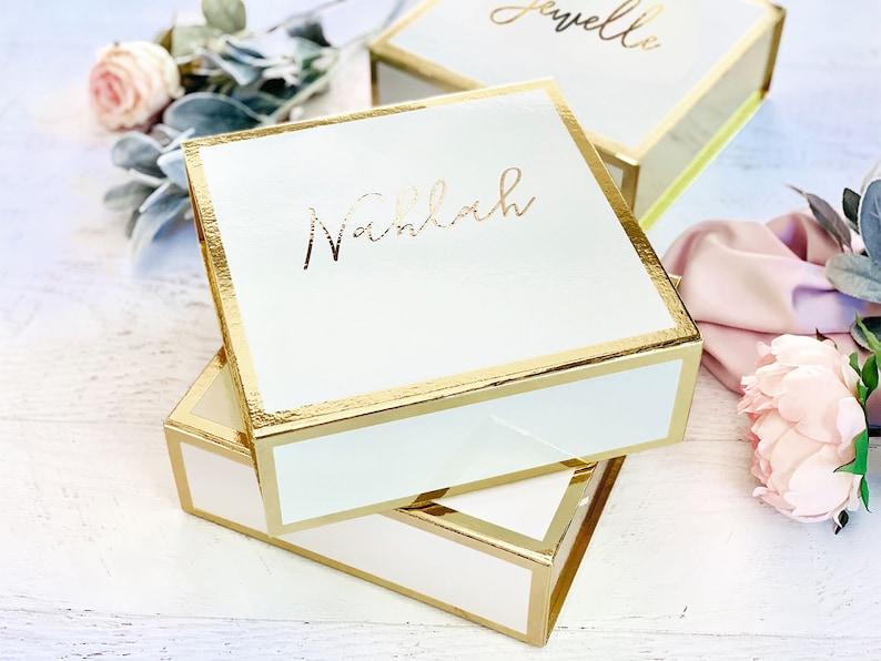 Bridesmaid Gift Box Bridesmaid Proposal Box Will You Be My