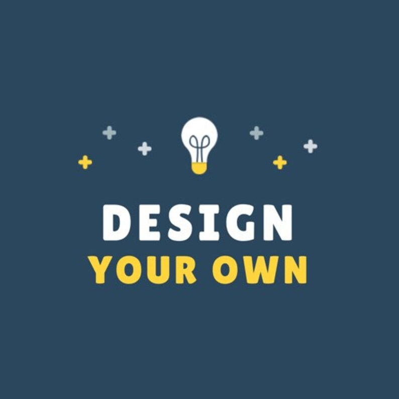Create Your Own Design ALL SIZESHand-Painted