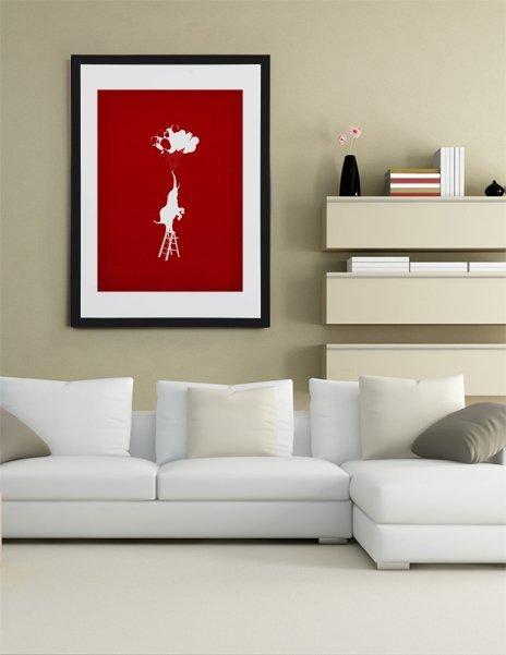 Elephant, Fine Art Print by Donald Jorgensen